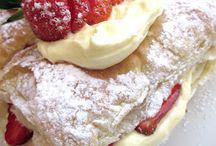 Divine desserts / by Brenda Edwards