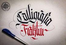 Calligrafia Fraktur