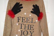 ugly christmas sweaters / by eileensideways