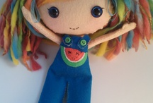 dolls dolls dolls  / My handmade dolls