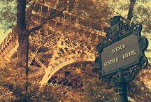 Paris / Eiffel Tower