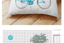 Cross.Over / Cross Stitch Inspiration