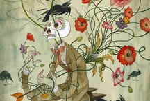 Art of Illustration / beautiful illustrative works of all style and media.