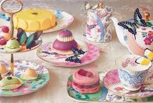 Tea Parties and Dinner Soirees / Tabletop treasures for all your occasions