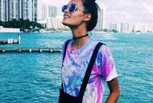 Tie Dye Outfits