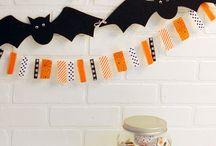 Halloween Crafts/DIY Decor