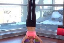 Body | Yoga / by Merisa Voorhies
