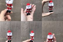 Mr Santa Claus crochet / https://m.youtube.com/channel/UCMq9r5fd2d1lUrtbAfZJ6sA/videos Www.etsy.com/shop/asiashopgifts  Www.facebook.com/asiashopgifts  www.pinterest.com/asiashopgifts www.instagram.com/asiashopgifts https://plus.google.com/+TrâmVũVươngMai