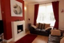 Living Room - tartan style