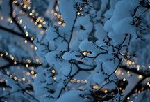 Reminds me of Christmas / Lighting and Winter Loving