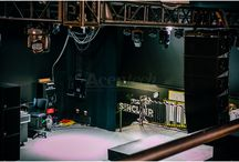 Studio A / Studio A is an integrated team of Acentech consultants specializing in acoustics, audiovisual systems, information technology systems, and noise and vibration control for performing arts facilities. Our staff also has extensive background in music, theater, and dance. We combine engineering rigor with a passion for the arts to create world class performance centers.