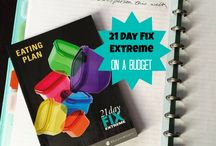 21 day fix extreme / by Margaret McCoy