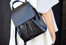 backpacks / by Natalia Millie