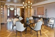 Dining Rooms / by Chelsea L. Allard (Liddelle Interiors)