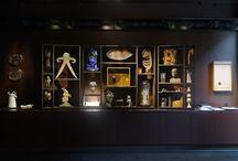Cabinet de curiosités contemporain