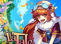 """La Tale / """"La Tale"""" is a side-scrolling action MMORPG in the genre of thrilling adventure and journey in search of Iris, the heroine of the story, with the background of folk legends around the world. The game is characterized with simple keyboard controls and thrilling plays packed with flamboyant action scenes with a depth of the genuine RPG genre. Moreover, thousands of fashion items are available for players to choose from to decorate their avatars."""