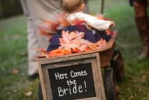 Wedding ideas,,,, / I don' know how to share a pin with your so I am making a board :)