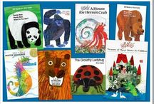 Eric Carle lesson activities   / by Jessica Jones