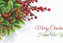 Merry Christmas and Happy New Year HD Photo   Famous HD Wallpaper