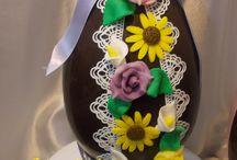 Pasqua / Uova decorate