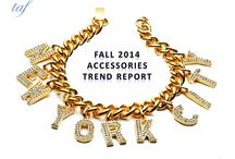 TAF Trend Reports / TAF's take on seasonal fashion trends from the U.S.