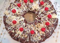 My baking extravoganza's