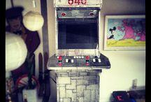 846 Arcade Cabinet