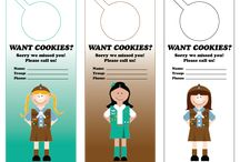 Girl Scouts / by Stacey Regennitter
