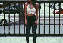 small waist casuals