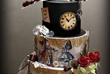 Cake, Cake and more Cake!! / by Marie Hamilton