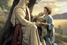Jesus / Bilder,ord