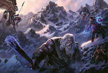 Sci fi and Fantasy Kickstarters