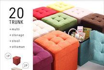 ∞ Storage furniture ∞