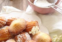 Beautiful Madeleines / Lovely French sweet treats