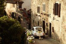 Shooting inspiración La Toscana
