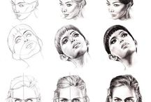 Face drawing