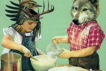 Animal Mania and Anthropomorphism