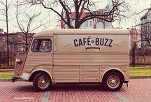 Café Buzz / Mobile Coffe from Gdansk,Poland
