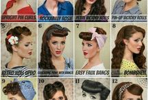 The Victory Salon / All things vintage, especially hair and make up.