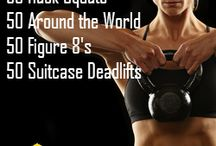 Saved by the Kettlebell / workouts using Kettlebells