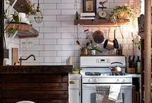 Lovely place to cook (the best kitchen ideas)