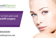 Cosmetic surgery / Healthopinion assists for various cosmetic surgery in India under good experienced doctors for reconstructive plastic surgeries like liposuction in India.