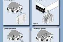 Отопление, Водоснабжение, Электрика, Вентиляция