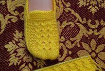 sarı patik