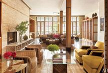The World Of Interiors  / Home, sweet home.