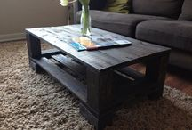Pallet wood projects / by Ken Barr