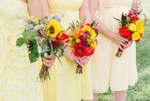Wedding Flowers / by Brittany Zinser