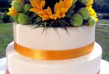 WEDDINGS Yellow Sunshine