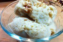 Dessert on the blog