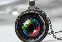 glass lens jewelry